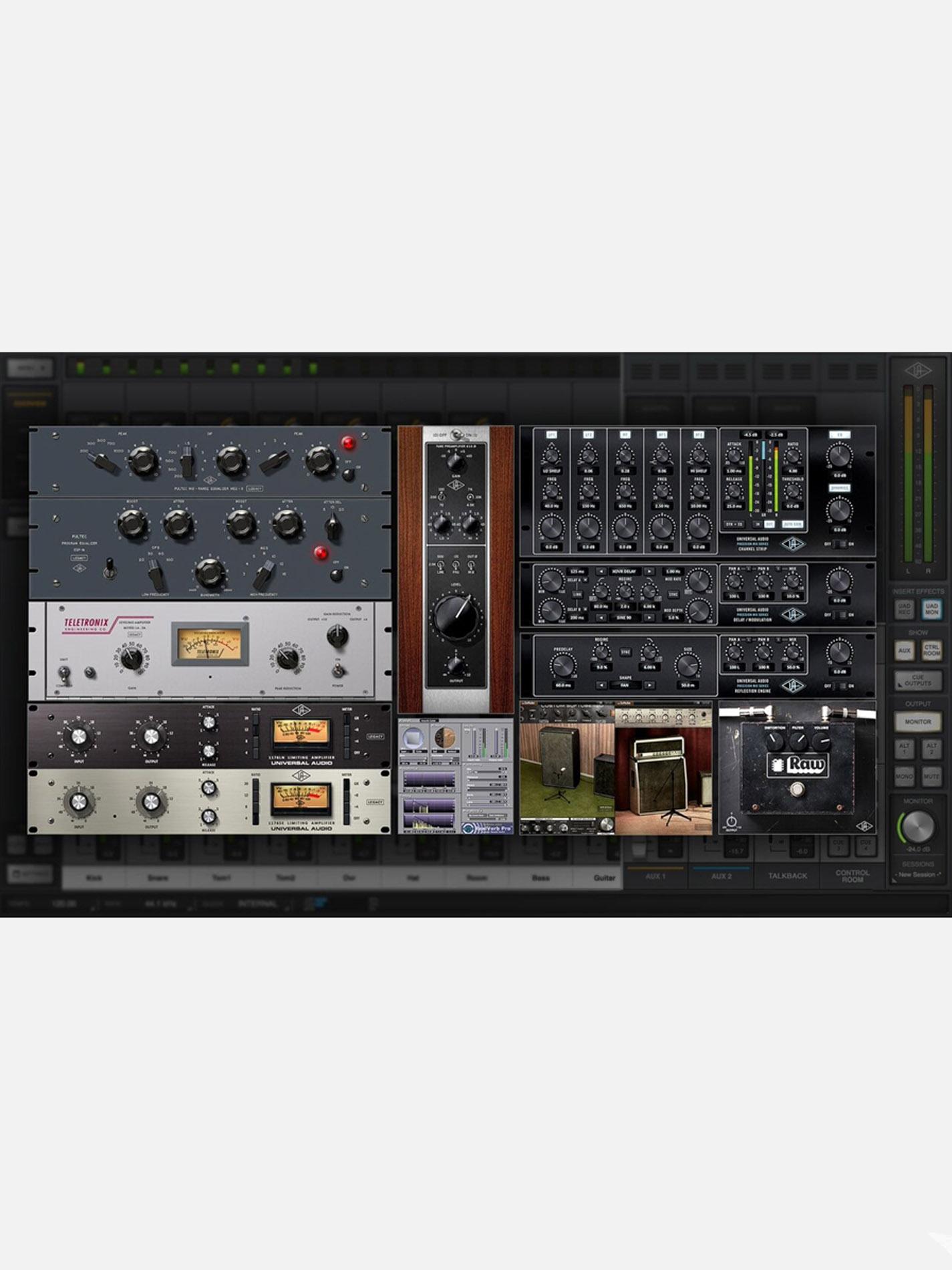 Universal Audio – Apollo TWIN MKII DUO