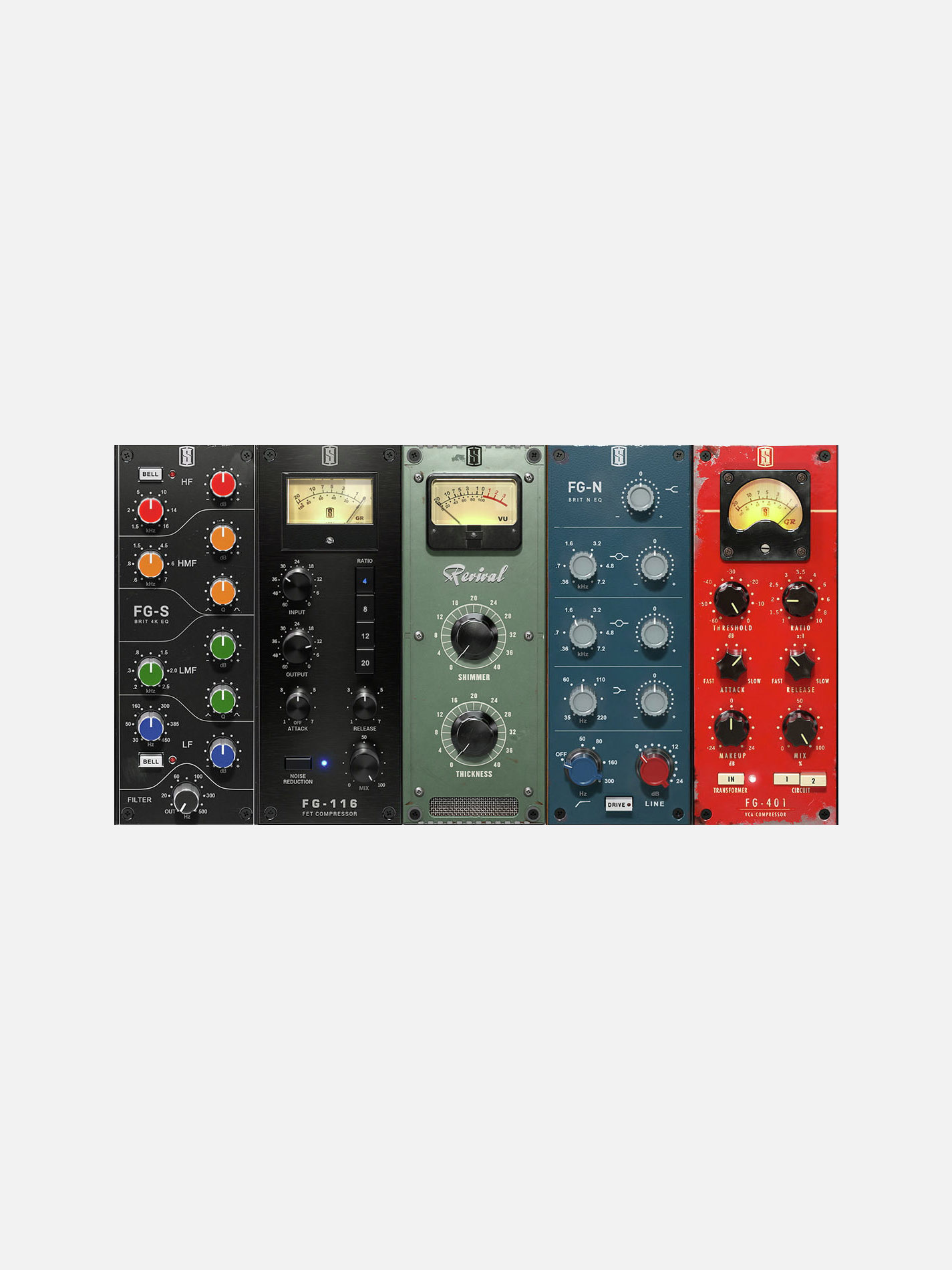SLATE DIGITAL – VMR 2 0 Virtual Mix Rack Plugin