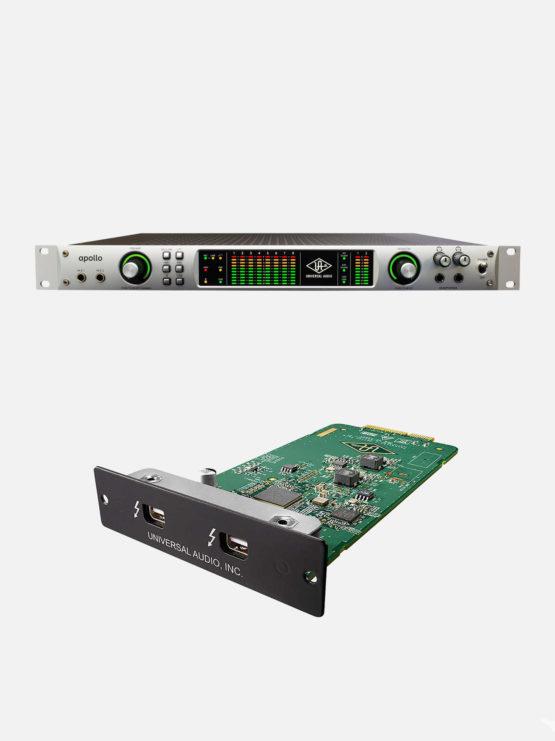 Universal-Audio-Apollo-Firewire-con-scheda-opzionale-thunderbolt-2