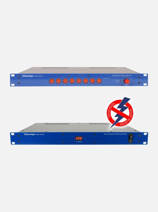 Teknosign-Sum-Adjust-LT-Digitally-Controlled-Analog-Summing-Amplifier-offerta-noise-buster