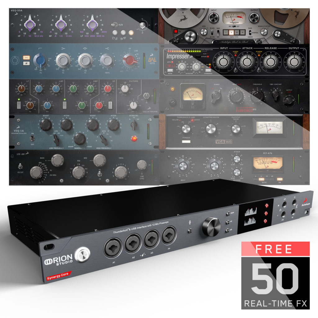 Antelope-Orion-Studio-Synergy-Core-interfaccia-audio-Thunderbolt-USB